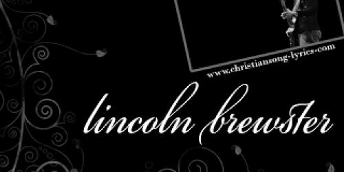 Lincoln Brewster Album Cover