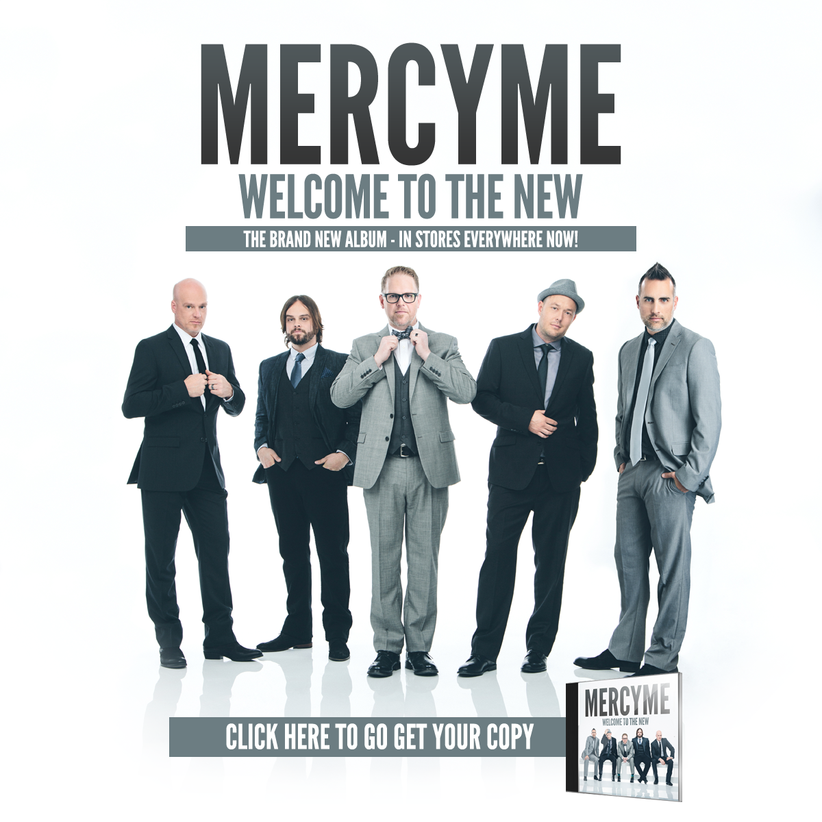 MercyMe Cover Photo