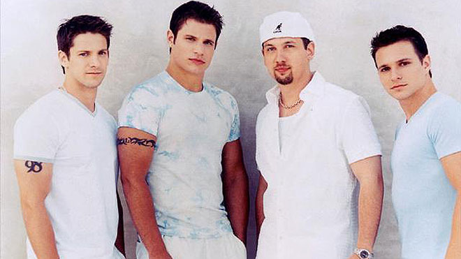 98 Degrees- Profile and Christmas Songs with Lyrics