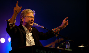 Don Moen in Piano Cover Photo