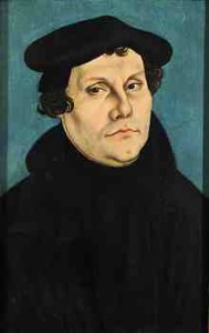 Martin Luther Photo