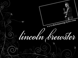 LOVED BY YOU Lyrics- LINCOLN BREWSTER