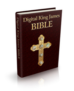 Digital King James Bible Free DownloAD