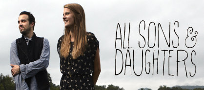 Your Love Is All Around Lyrics- All Sons & Daughters