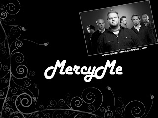 MercyMe Album Cover