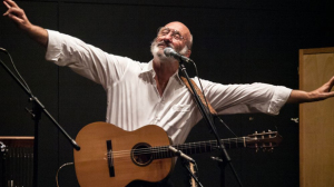 Noel Paul Stookey with Guitar Singing