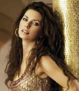 Shania Twain Cover Photo