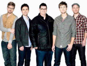Sidewalk Prophets Band Cover Photo