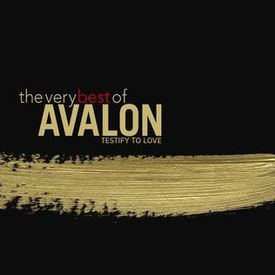 Avalon Lyrics Cover